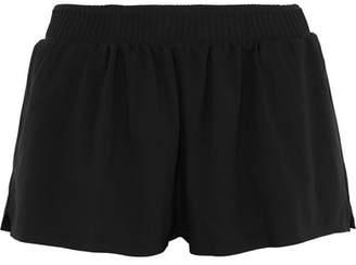 Vaara - Stella Stretch Shorts - Black