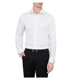 Calvin Klein Slim Fit Nailhead Business Shirt