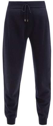 Max Mara Leisure - Pinco Track Pants - Womens - Navy