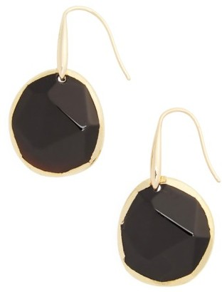 Women's Nordstrom Semiprecious Stone Drop Earrings $39 thestylecure.com