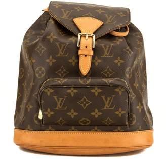 Louis Vuitton Monogram Montsouris MM Backpack (3921020)