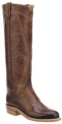 Lucchese Dora Crisscross Western Boots