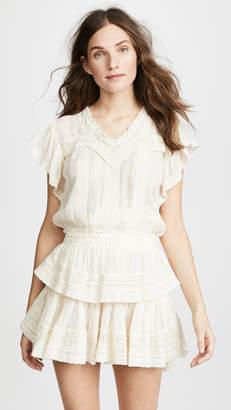 LoveShackFancy Chelsea Dress