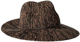 Collection XIIX Women's Pop Slub Packable Panama Hat $36 thestylecure.com