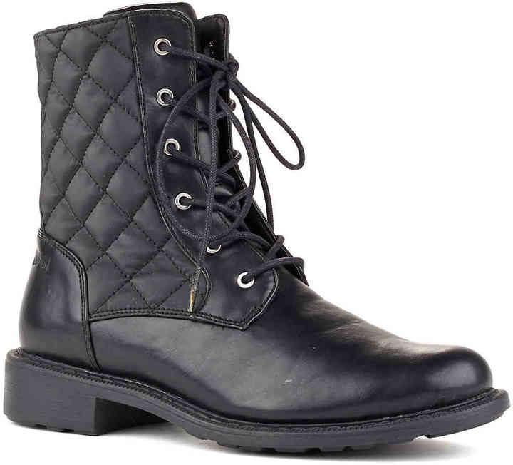 Cougar Women's Cougar Jessy Combat Boot -Black