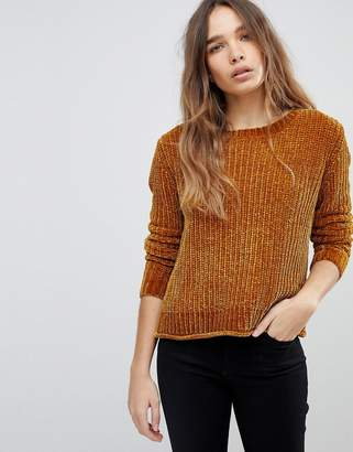 Jdy Cropped Knitted Jumper