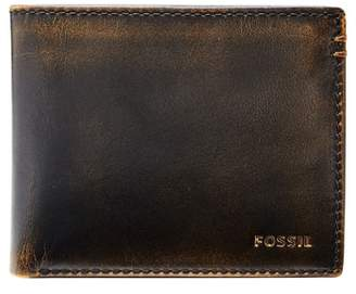 Fossil Wade Leather Wallet