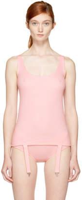 Marieyat Pink Niina Tank Top
