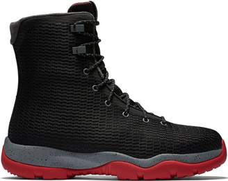 Jordan Future Boot Black Grey Red