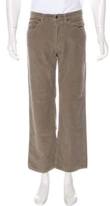 Dolce & Gabbana Woven Corduroy Pants