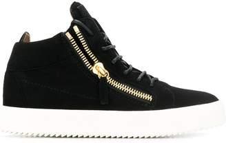 Giuseppe Zanotti hi-top sneakers