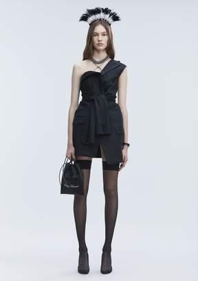 Alexander Wang TUXEDO DRESS