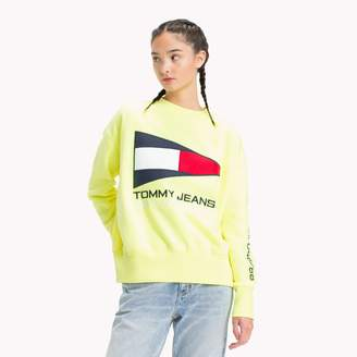 Tommy Hilfiger Capsule Collection Neon Sailing Sweatshirt