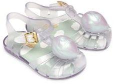 Mini Melissa Baby's & Toddler's Aranha Embellished Sandals $58 thestylecure.com