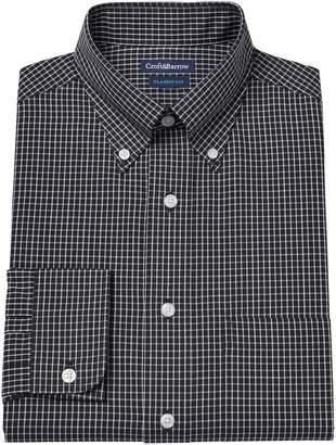 Croft & Barrow Men's Classic-Fit Easy Care Button-Down Collar Dress Shirt
