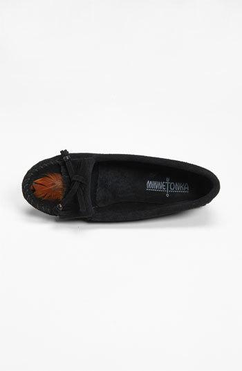Minnetonka 'Feather' Moccasin (Regular Retail Price: $48.95)