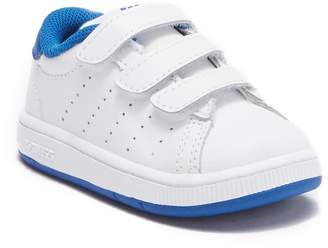 K-Swiss Clean Court Leather Sneaker (Baby & Toddler)