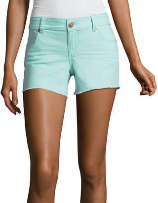 U.S. Polo Assn. 3 1/2 Denim Shorts-Juniors
