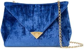 Tyler Ellis envelope style shoulder bag