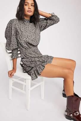 LoveShackFancy Lorelei Printed Dress