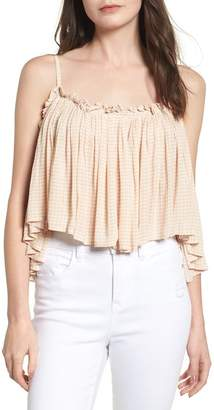 Faithfull The Brand Chania Cinched Top