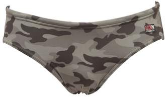 MC2 Saint Barth Cayo Camouflage Swim Briefs