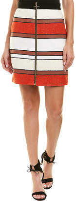 Derek Lam 10 Crosby Colorblocked Pencil Skirt