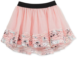 Hello Kitty Pull-On Tutu Skirt, Toddler & Little Girls (2T-6X) $30 thestylecure.com