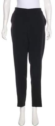 Robert Rodriguez High-Rise Straight-Leg Pants