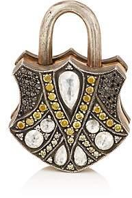 Sevan Biçakci Women's Shield Padlock Pendant