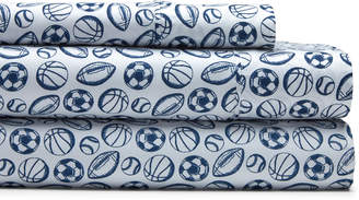 S.L. Home Fashions Sports Twin Sheet Set
