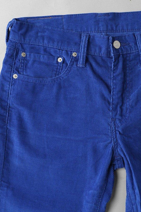 Levi's 511 Corduroy Pant