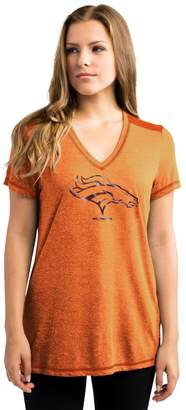 Majestic Women's Denver Broncos Bright Lights Tee