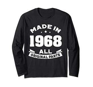 All Original Parts Made In 1968 50th Years 50 Birthday Shirt