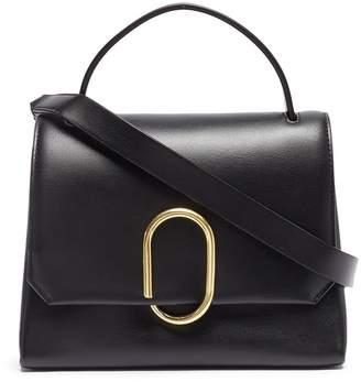 3.1 Phillip Lim 'Alix' paperclip flap mini leather satchel