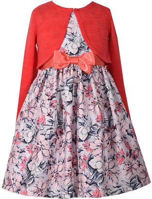 Bonnie Jean 2-pack Jacket Dress Girls