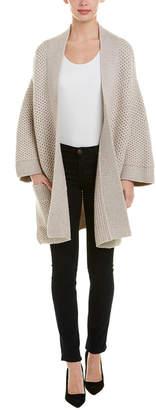 Escada Wool & Cashmere-Blend Cardigan