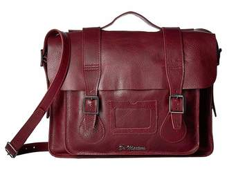 Dr. Martens 15 Leather Satchel Satchel Handbags