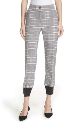 Ted Baker Ted Working Title Kimmt Check Plaid Trousers