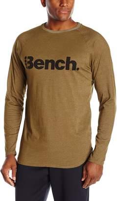 Bench Men's Cut-Out Long Sleeve T-Shirt