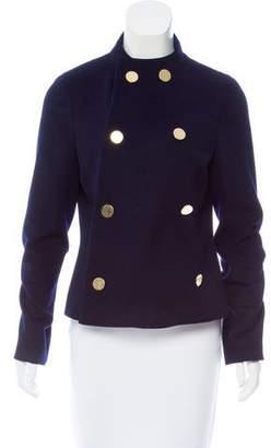 Tory Burch Wool Short Coat