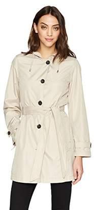 Jones New York Women's Packable Trench Coat