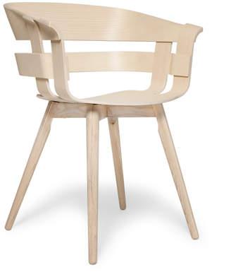 Design House Stockholm Wick Chair Ash Seat - Ash Legs