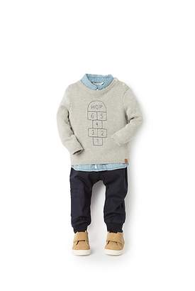 Country Road Hop Scotch Knit