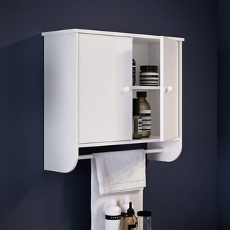 Riverridge Home RiverRidge Medford Collection - Wall Cabinet - White