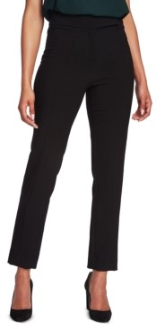 1 STATE 1.State 1.state Seamed Flat-Front Ankle Pants