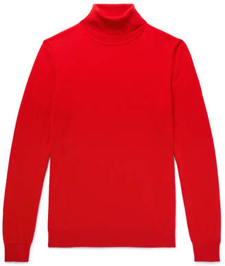 Brioni Cashmere Rollneck Sweater