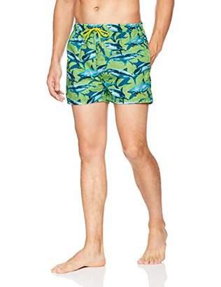 HUGO BOSS Men's Piranha Swim Trunk