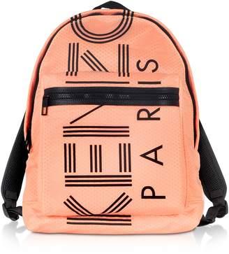 Kenzo Sport Logo Print Nylon Backpack