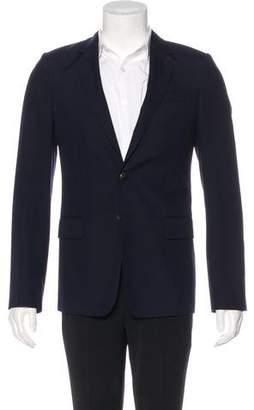 Balenciaga Wool-Blend Blazer